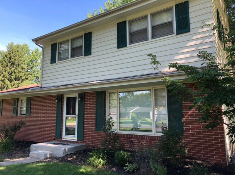 Siding, Capping and Shutter Install